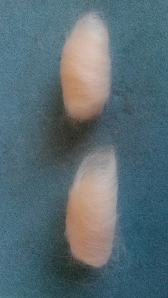 Needle felted guinea pig! (5/6)