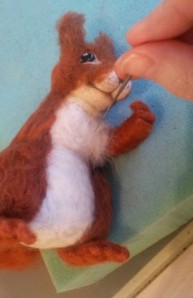 35-Needle felted squirrel (50)