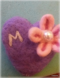 felted heart (26)
