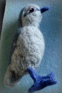 Felted bird (20)