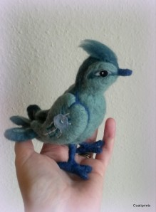 Felted bird (24)