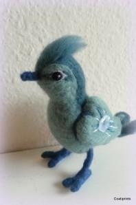 Felted bird (27)