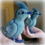 Felted bird (32)