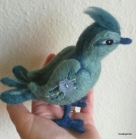 Felted bird (5)