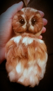 Felted owl (17)