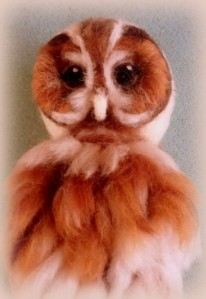 Felted owl (19)