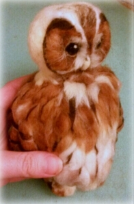 Felted owl (69)