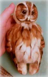 Felted owl (71)
