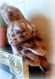 Felted owl (88)
