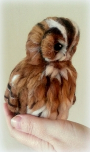 Felted owl (95)