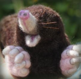 04-Needle felted mole (7)