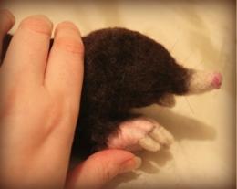 21-Needle felted mole (22)