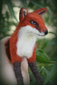 needle felted fox (4)-001