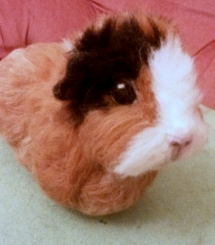 Needle felted WIP guineapig (25)