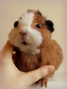 Needlefelted guinea pig (13)