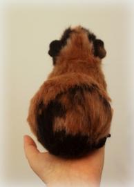 Needlefelted guinea pig (2)
