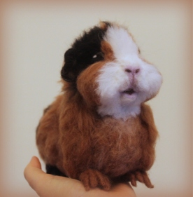 Needlefelted guinea pig (24)