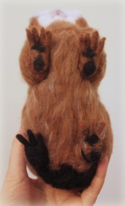 Needlefelted guinea pig (4)