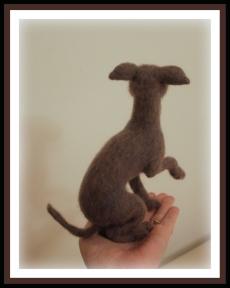 13-Needle felted dog (8)