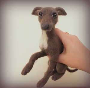 17-Needle felted dog (19)