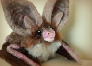 02-Needle felted bat (7)