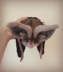 22-Needle felted bat (50)