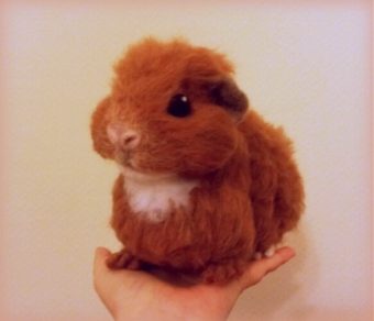 5-Needle felted guinea pig (5)