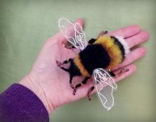 needle felted bumble bee (36)