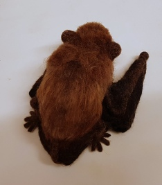 Needle felted bat (15)