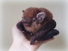 Needle felted bat (29)