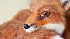 Needle felted fox (14)