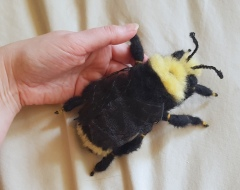 felted-yellow-faced-bumble-bee-13